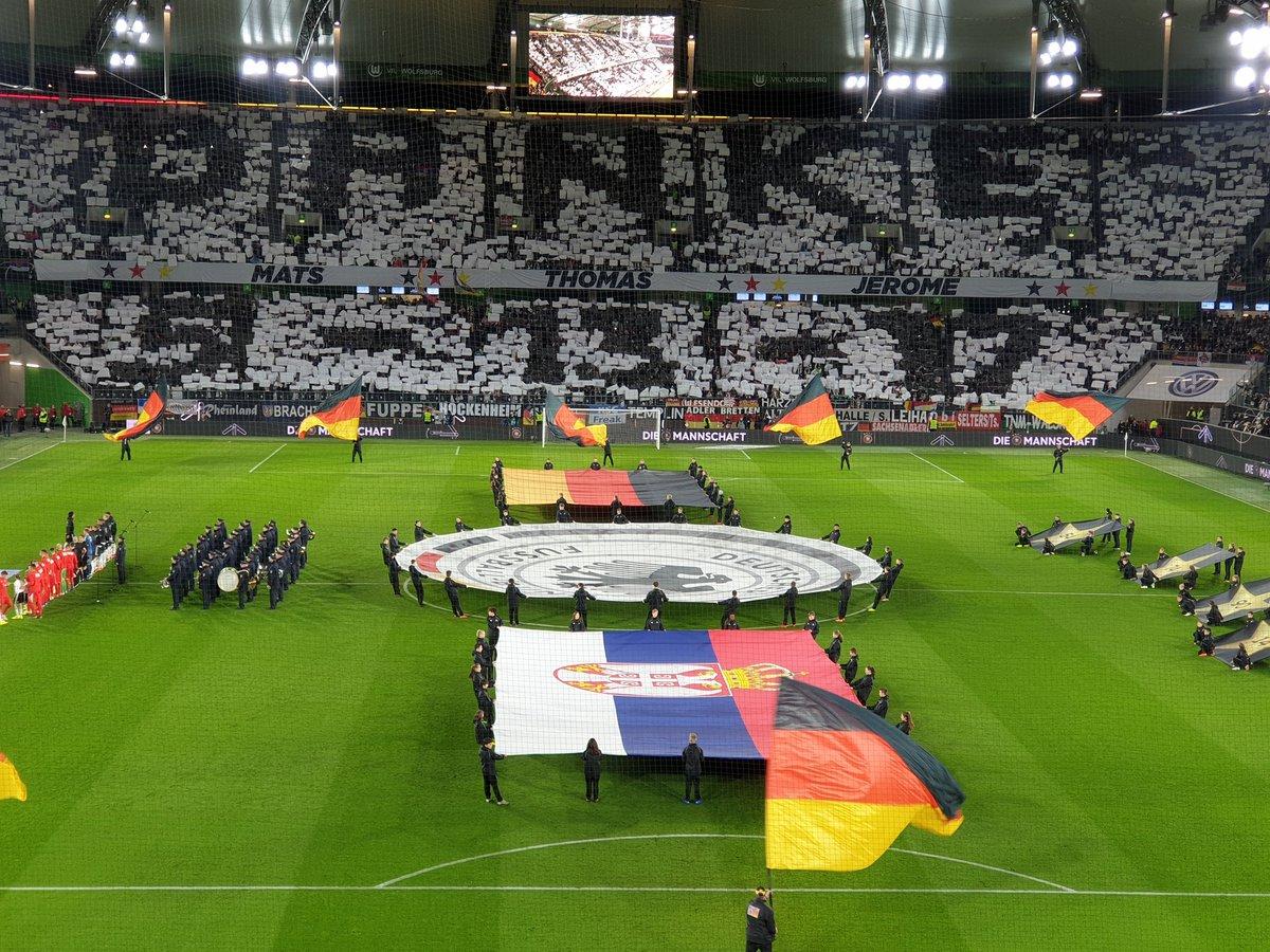 ТМ. Германия — Сербия 1:1. Делать выводы преждевременно — изображение 1