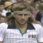 Image for the Tweet beginning: Quando Bjorn Borg vide due