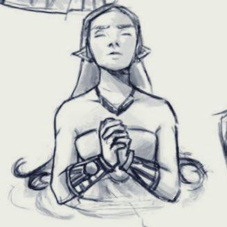 I've found a folder full of old doodle  #zelda #breathofthewild #thelegendofzelda <br>http://pic.twitter.com/b97spRdMbB