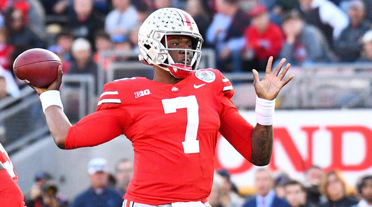Report: QB Dwayne Haskins to Work Out for the Redskins. <br>http://pic.twitter.com/n9GCJ6HcTv