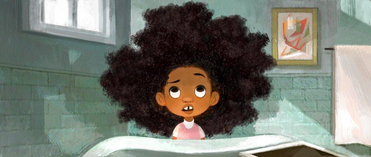 Sony Animation Picks Up 'Hair Love' Short From 'BlacKkKlansman' EP Matthew A. Cherry  https:// deadline.com/2019/03/blackk klansman-executive-producer-hair-love-film-matthew-a-cherry-sony-pictures-animation-kickstarter-1202579320/?utm_source=dlvr.it&amp;utm_medium=twitter &nbsp; … <br>http://pic.twitter.com/u9sEZNTlEj