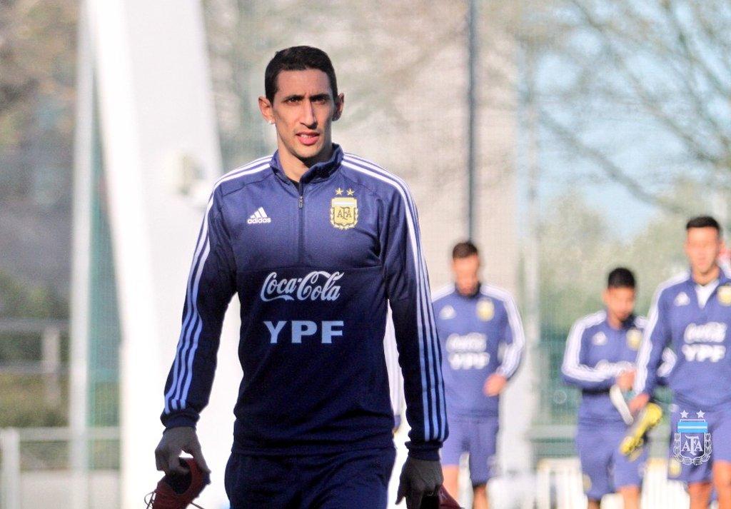 Selección Argentina 🇦🇷's photo on Di María