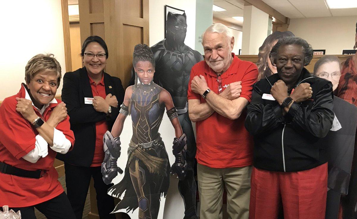 Having some fun during @AARPOR #lobbyday at Rep. Bynum's office #WakandaForever <br>http://pic.twitter.com/lR3f3nJBlw