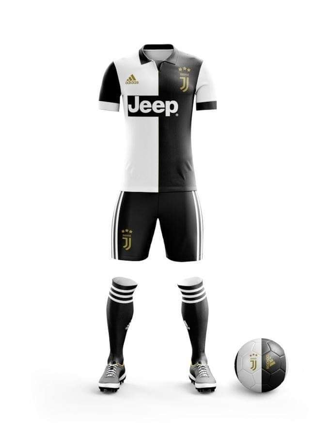 Sará questa la #maglia della #Juventus nella prossima #stagione? Che ve ne pare? ⚽️🦓⚪️⚫️➡️ https://bit.ly/2YaltK4  #Stagione20192020 #Adidas