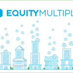 Image for the Tweet beginning: How EquityMultiple performed against public