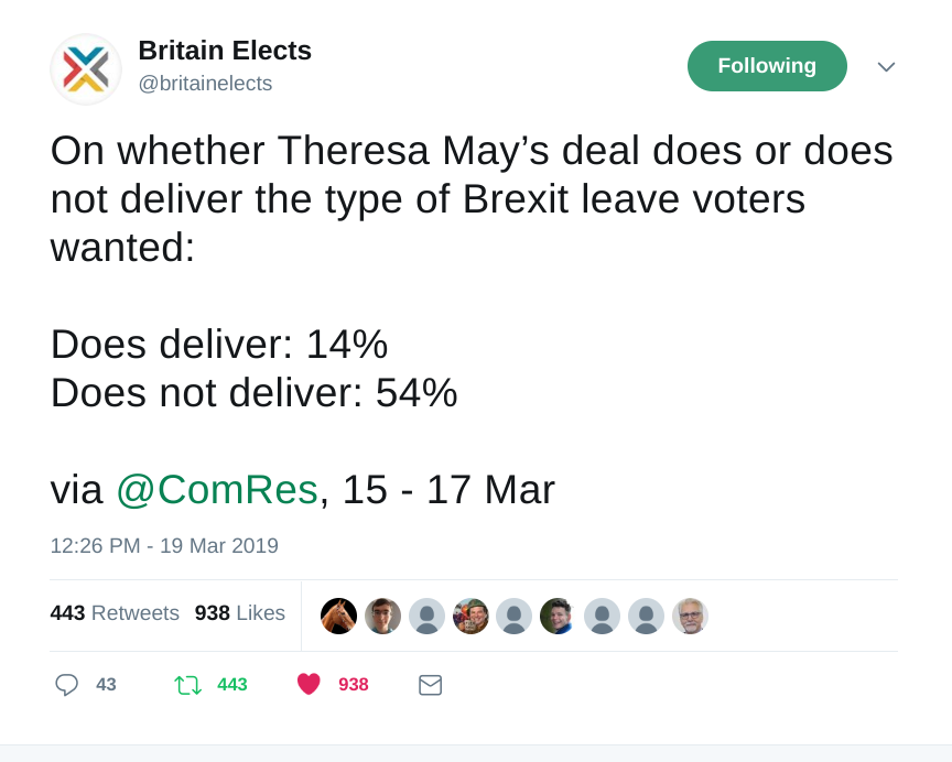 Yeah but wot about the 14% #LeaveMeansLeave @LabourLeave<br>http://pic.twitter.com/xBUHV8B7tn