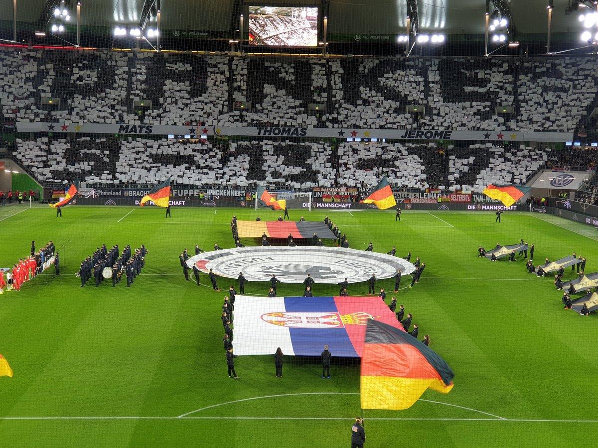 Danke 🙌🏽🇩🇪 @DFB_Fanclub