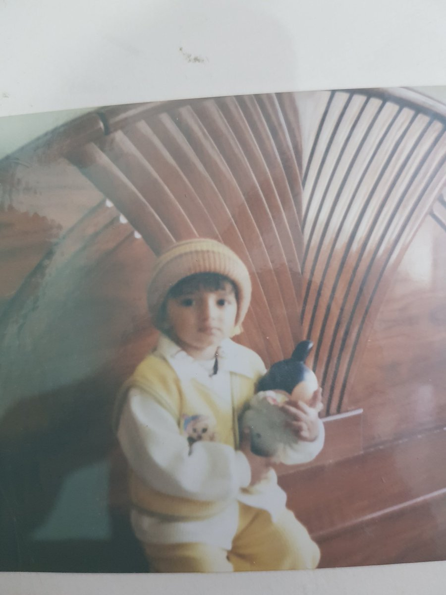 Okay, my turn... Drop your childhood pic. I just wanna see how cute you were #copied   Mine: <br>http://pic.twitter.com/C1juKD8Aam