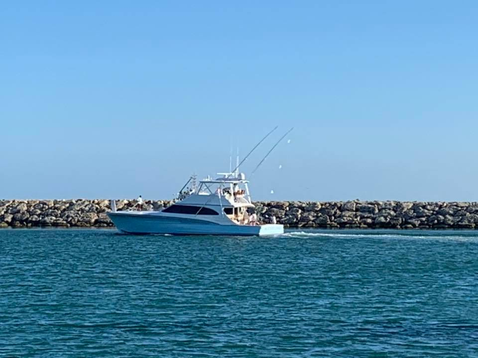 Casa de Campo, DR - Builders Choice went 3-4 on Blue Marlin.