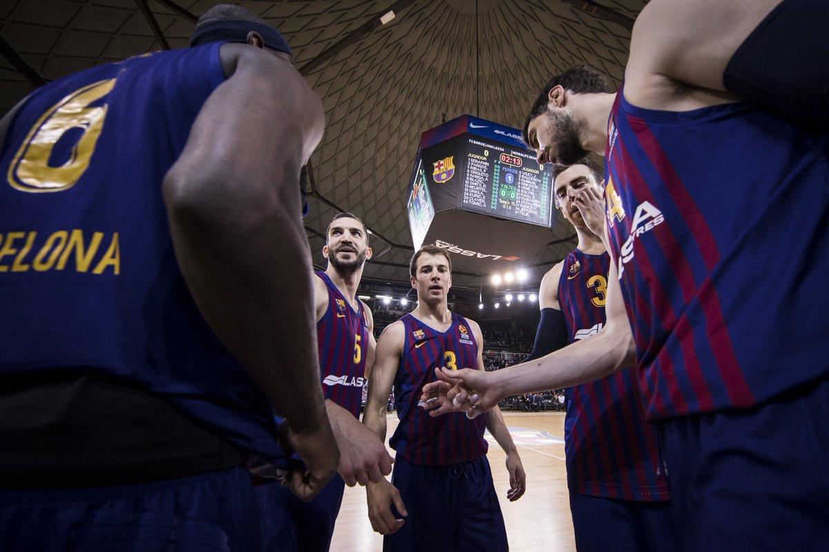 🏀 Mañana jueves, a las 20h, disputamos en Múnich la 28ª jornada de la @EuroLeague   La previa del partido: http://ow.ly/gGbl30o7Ova  🔵🔴 #ForçaBarça!