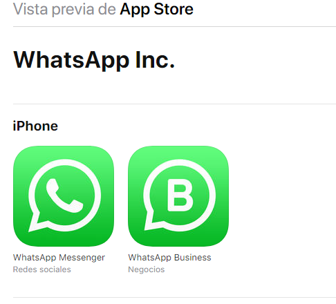 Wabetainfo On Twitter Whatsapp Business Is Now Available On The