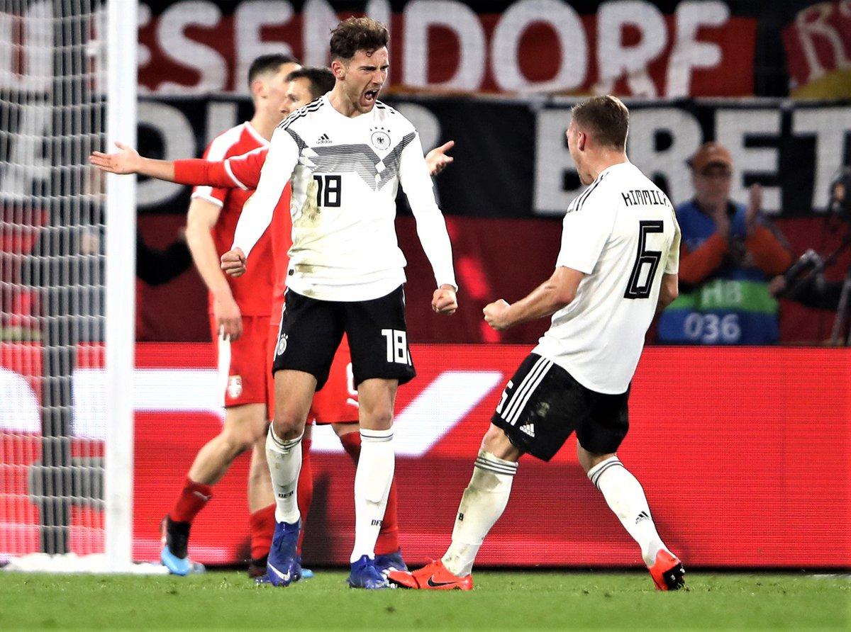 ТМ. Германия — Сербия 1:1. Делать выводы преждевременно — изображение 3