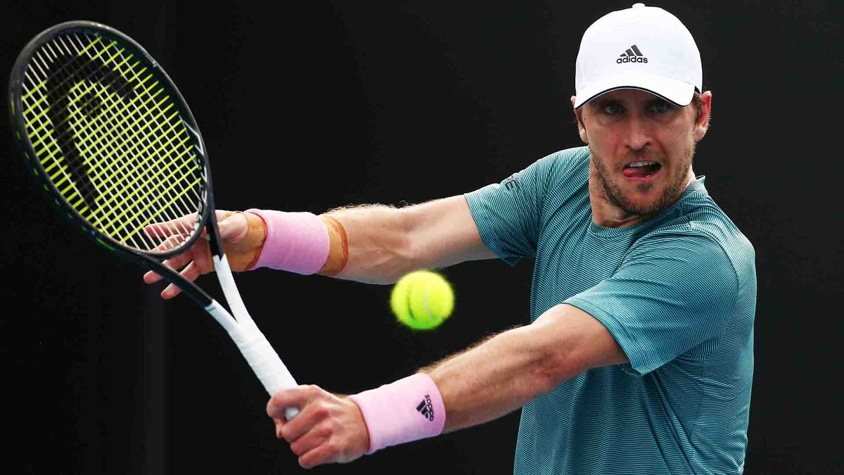 #ATPTour #Tennis Going The Distance    After saving eight match points, Mischa Zverev wins his fifth straight game to take the second set 7-5 against Nicola Kuhn.  #MiamiOpen<br>http://pic.twitter.com/vMX6nxSMZC