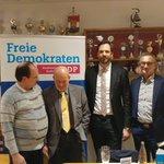 Image for the Tweet beginning: Anlässlich unserer #FDP Veranstaltung vom19.3.19