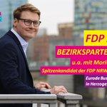 Image for the Tweet beginning: Der #FDP Bezirksverband #Aachen lädt