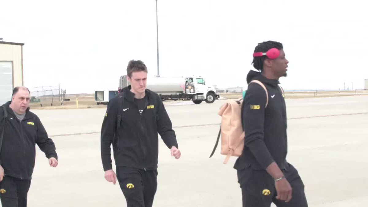 Business Trip Mentality  #FightForIowa