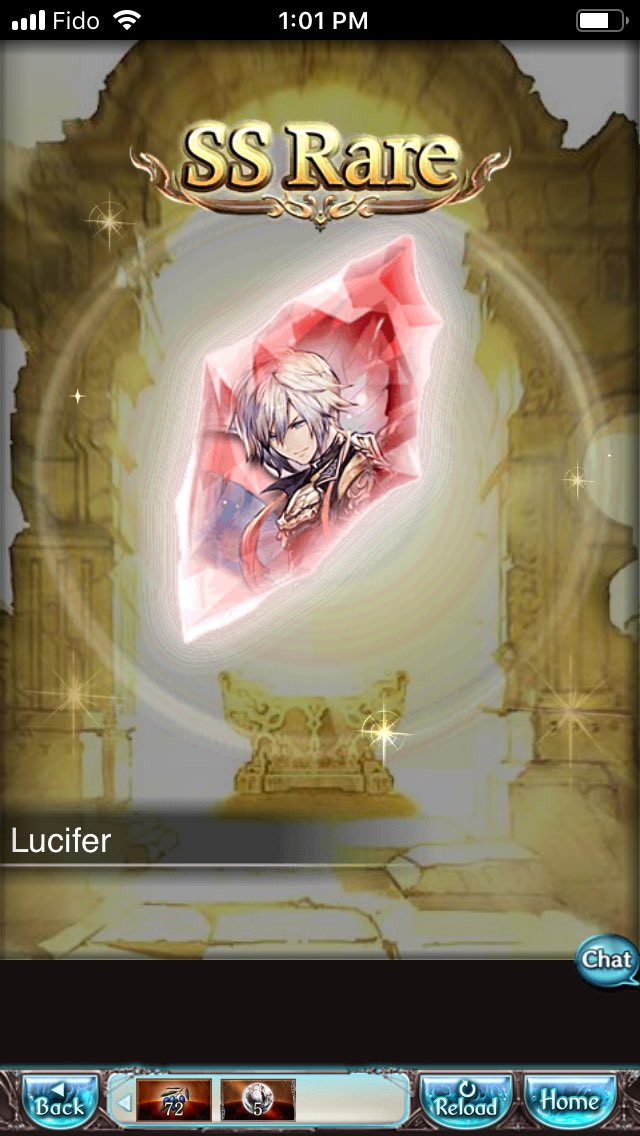 Gbf has finally blessed me with nice things