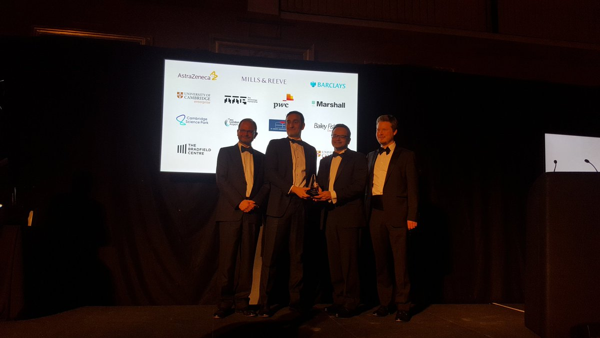 Congrats to @KisanHub on winning Young Company of the Year. Great to see #AgriTech on the stage at @businessweekly #BWawards<br>http://pic.twitter.com/BaD0vw7jgm