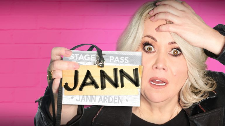 Tonight is the night . @jannarden launches her new show on CTV @ 8:30 pm. I have seen it, it is great, she is great, it is very funny. A comedy classic is born. Please watch or set your PVR and tell two friends. So proud of this woman. <br>http://pic.twitter.com/tZA7pGPeeY