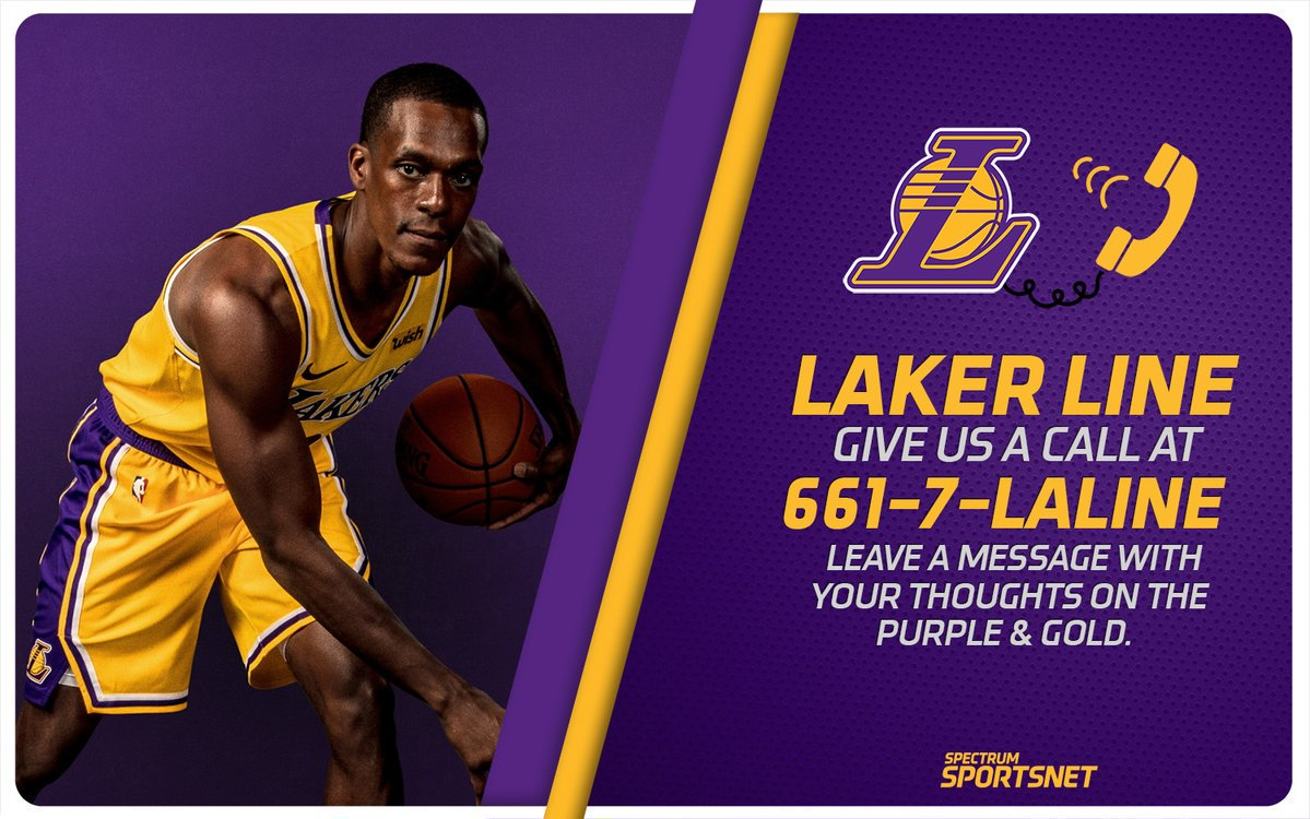 We want to hear from you! Give us a call on the Laker Line for the chance to be featured on #LakeShow at 6:30 PM!