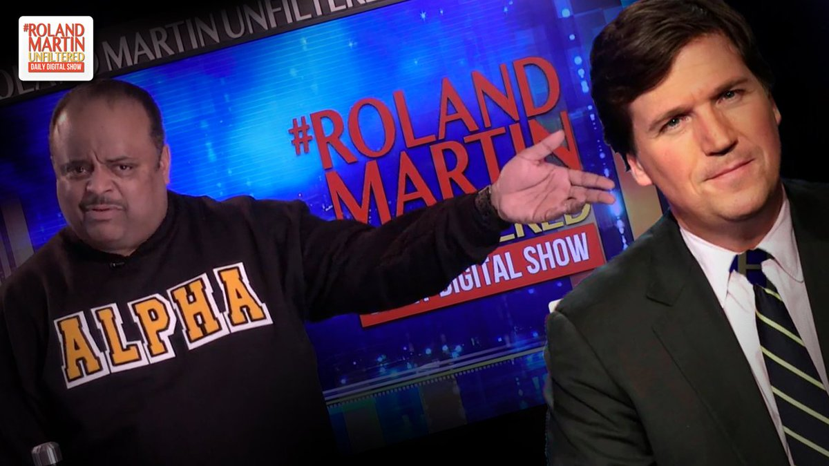 Say What?!? @TuckerCarlson Declares America Is Not A Very Racist Country Because Of Intermarriages  https:// youtu.be/S2QgCgkG0j4  &nbsp;   #RolandMartinUnfiltered <br>http://pic.twitter.com/vN05pRRxJA