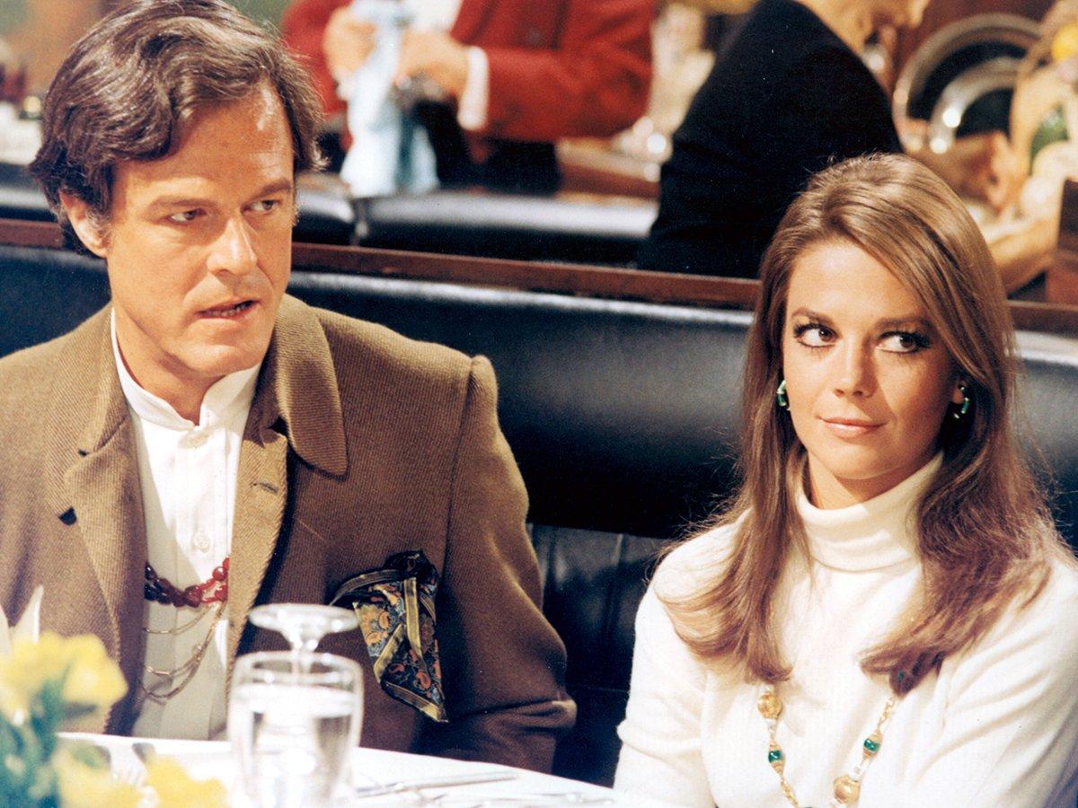 "TCM on Twitter: ""Robert Culp and Natalie Wood in BOB & CAROL & TED & ALICE ('69) #LetsMovie… """