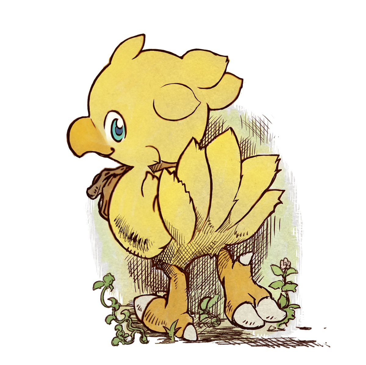 To celebrate today&#39;s release of Chocobo&#39;s Mystery Dungeon Every Buddy, we worked with Square Enix to showcase the art of character designer @ItahanaT:  https:// play.st/2UJnkmM  &nbsp;   Enjoy!<br>http://pic.twitter.com/uH5x8eFf1q