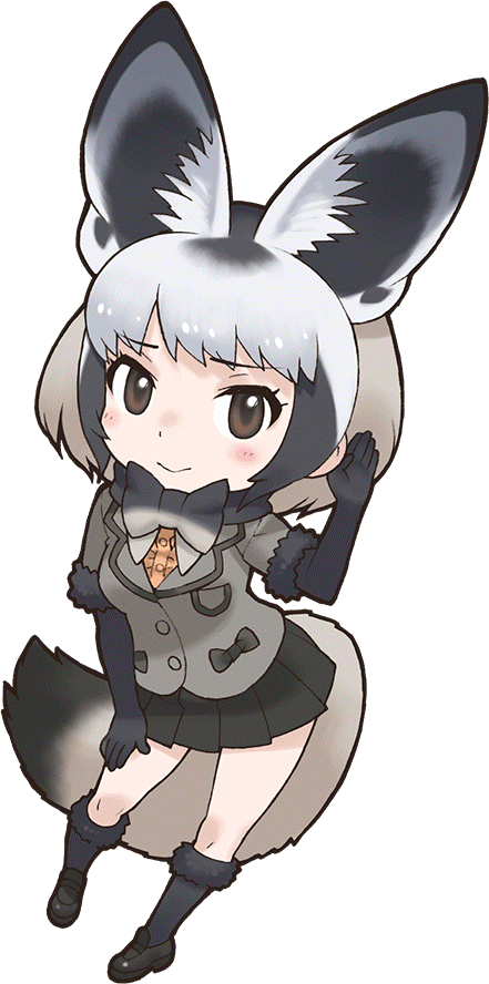 We&#39;ve been hearing lots of good things about our next Friend of the Week! Legend says they look like a plushie, but don&#39;t say it too loud of they&#39;ll hear us.  The Friend of the Week is the Bat-Eared Fox!    http:// redd.it/b3k7b8  &nbsp;    https:// japari-library.com/wiki/Bat-Eared _Fox &nbsp; …  #けものフレンズ<br>http://pic.twitter.com/QTb3iSHbZd