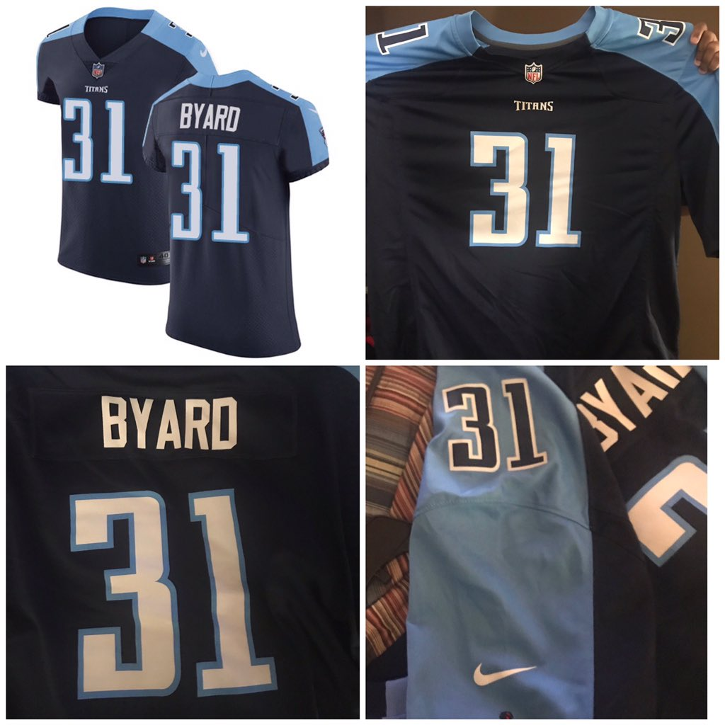... has graciously offered to giveaway a retro Kevin Byard jersey to the  winner also e8f019ae9