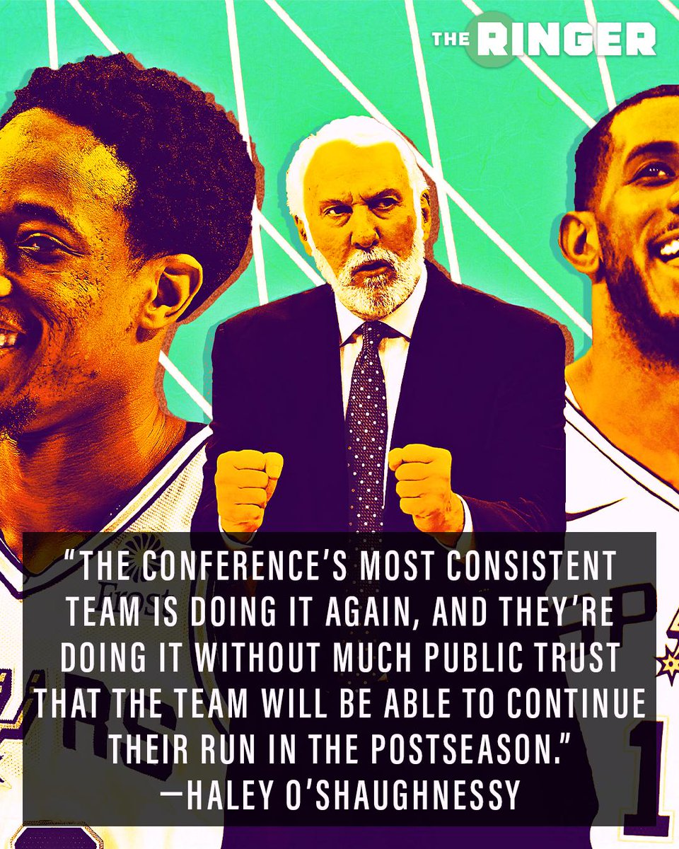 Keep doubting the @spurs and they'll keep regenerating.  @HaleyOSomething: http://therin.gr/IVm5NOA