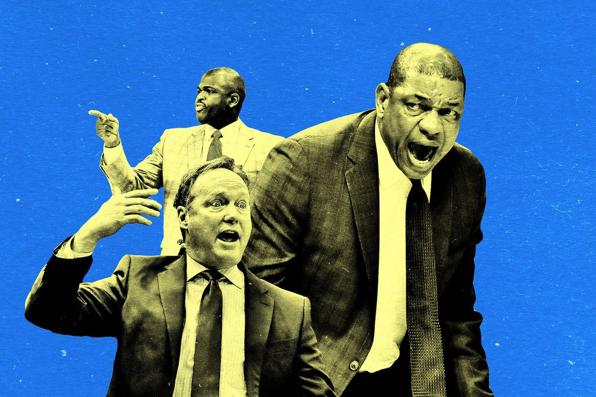 With only a few weeks remaining in the regular season, @YourManDevine looks at some of the top candidates for Coach of the Year honors: http://therin.gr/N12tfRV