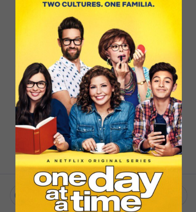 #SaveODAAT #SAVEONEDAYATATIME #RITAMORENO #SaveODAAT  THIS SHOW MUST STILL EXIST IT IS THE FIRST TIME MY FAMILY AND I HAVE SAT AND WATCHED T.V. Together in years! I AM A CUBAN/PUERTO RICAN AMERICAN WOMAN!! I LOVE LOVE LOVE THIS SHOWWWW!!!!! <br>http://pic.twitter.com/uqfjGejvY0