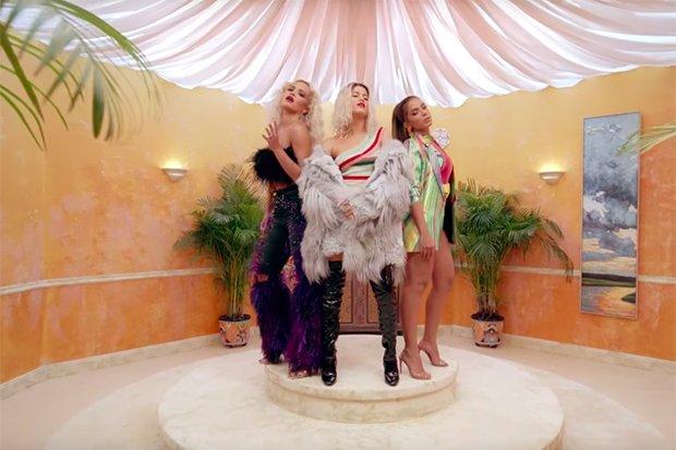 RT @idolator: .@SoSofiaReyes, @RitaOra & @Anitta join forces for the instantly catchy