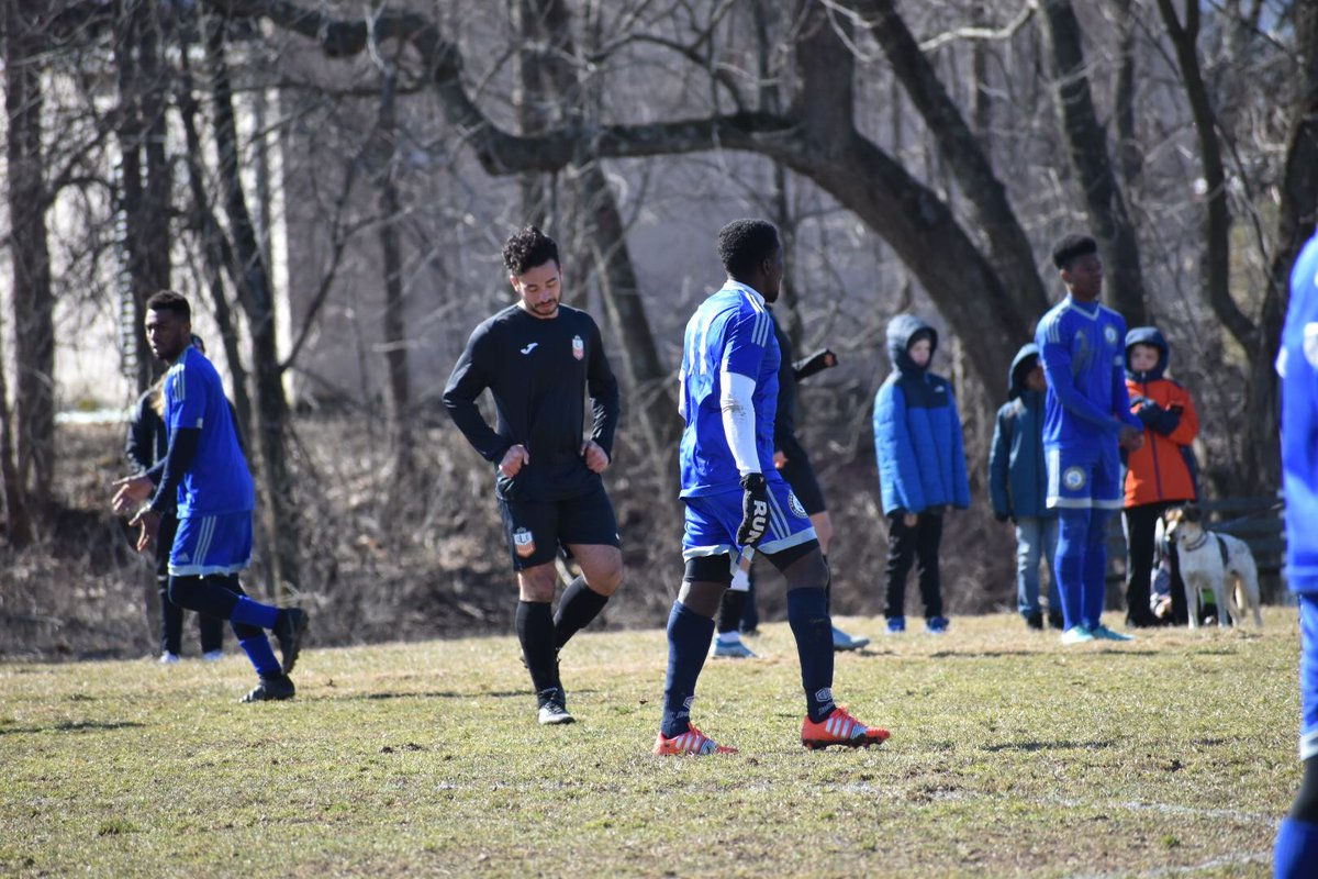 DIVISION 2: The season resumes as 10-man @mnhtnkickersfc scores three against @BFCNY in the CSL Game of the Week, @nyfinestsoccer's Robert Kcira scores two in his team's win, @_SportingSC salvages a point against @RealoLeFC, and more.  Read the full recap: https://tinyurl.com/yxfsl5eu