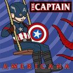 Image for the Tweet beginning: Captain Americana