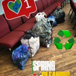 Image for the Tweet beginning: Clothing Drive is in full
