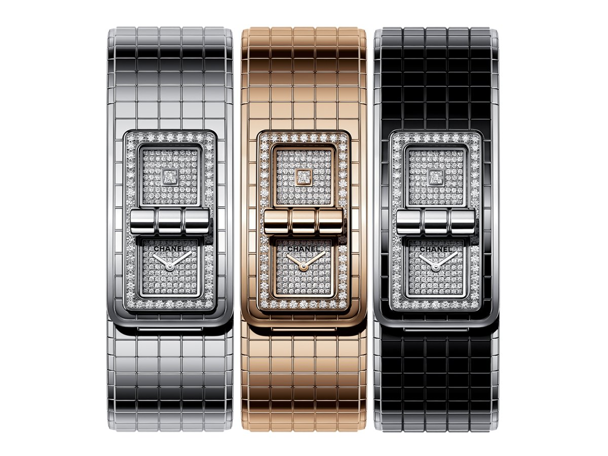 #BaselWorld2019: @CHANEL Code Coco  #CodeCoco Please RT! #newontheblog