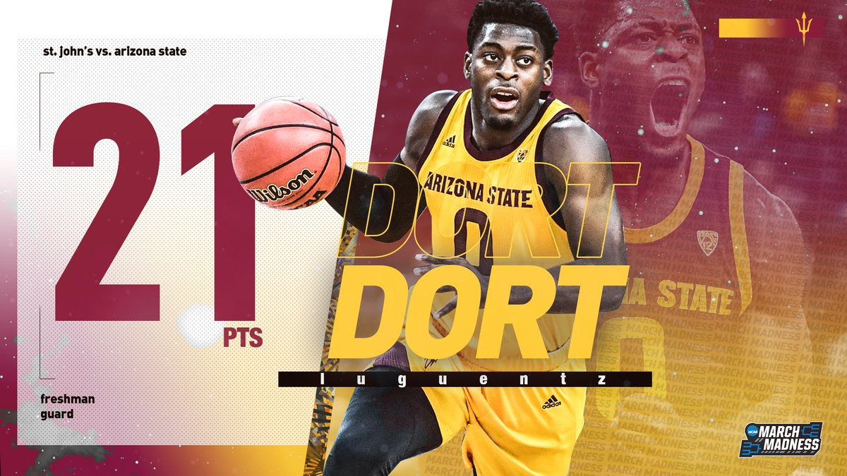 NCAA March Madness's photo on Dort
