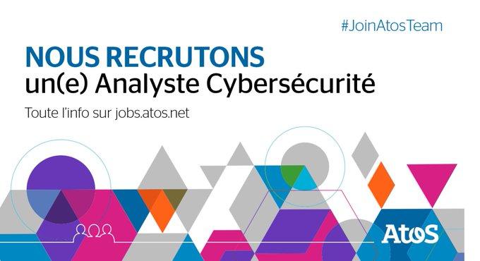 [#Job] Participer à la protection des systèmes d'informations critiques de nos clients vous...