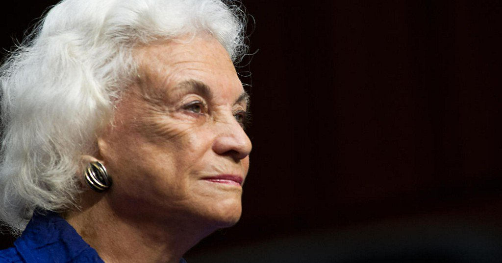 """Sandra Day O'Connor """"knew how to dish it out"""" in a man's world, author says https://cbsn.ws/2U4LDhO"""