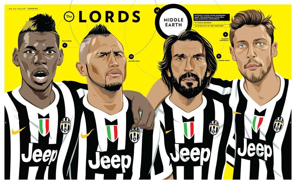 scudetto, Football Express