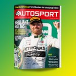🗞️@ValtteriBottas is our cover star this week following abrilliant return to form in the first race of this season. We also pay tributes to a man who has left a lasting legacy on #F1, and our national racing team give you a guide to joining the grid in 2019  Out now!