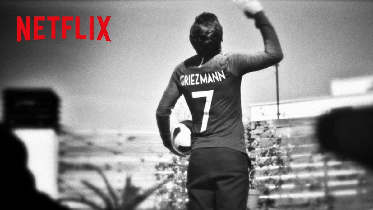 Está viviendo un sueño pero es un sueño a base de esfuerzo. El documental 'Antoine Griezmann: Campeón del mundo' ya disponible.