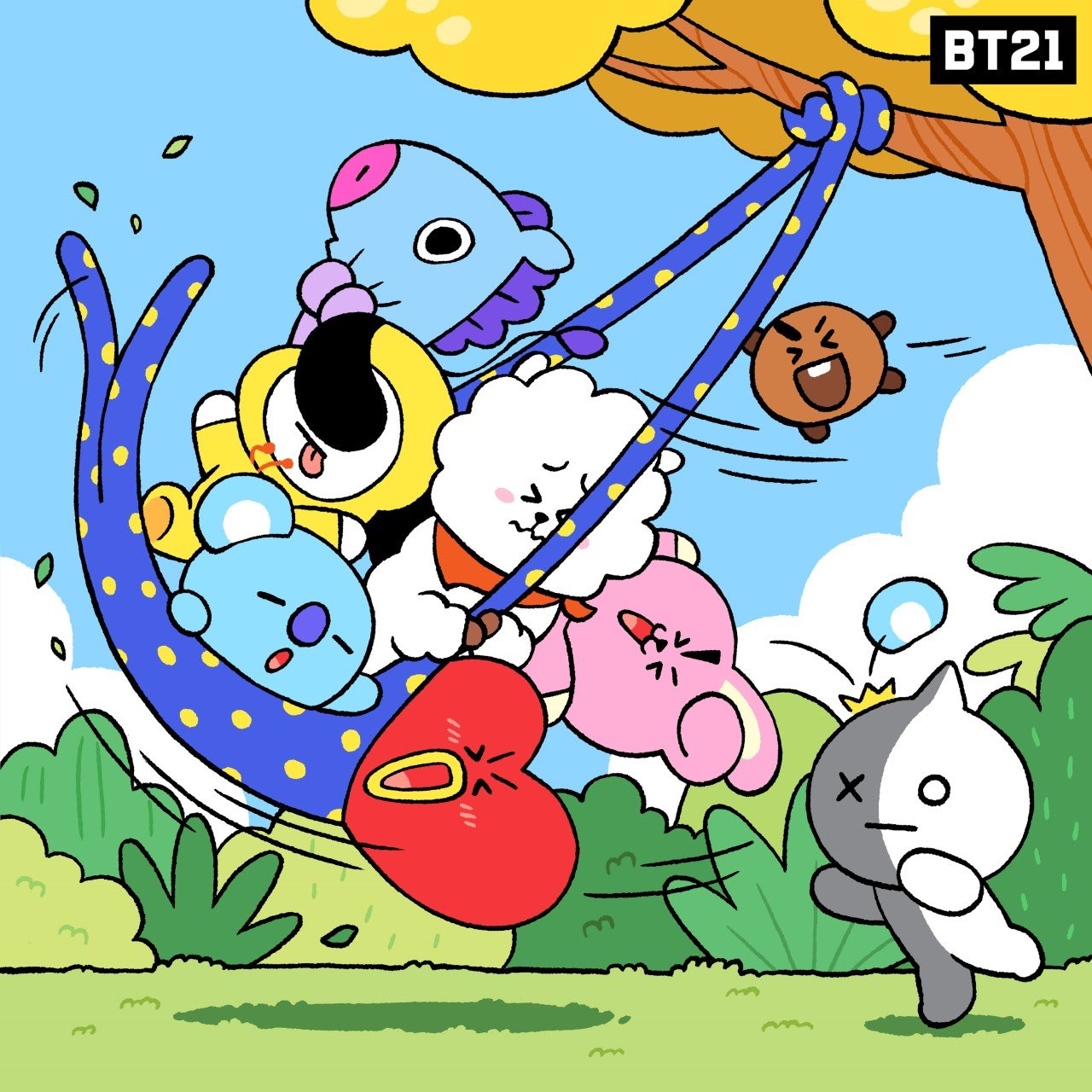 Bt21 On Twitter Swing By And Hang Around Tata S Latest