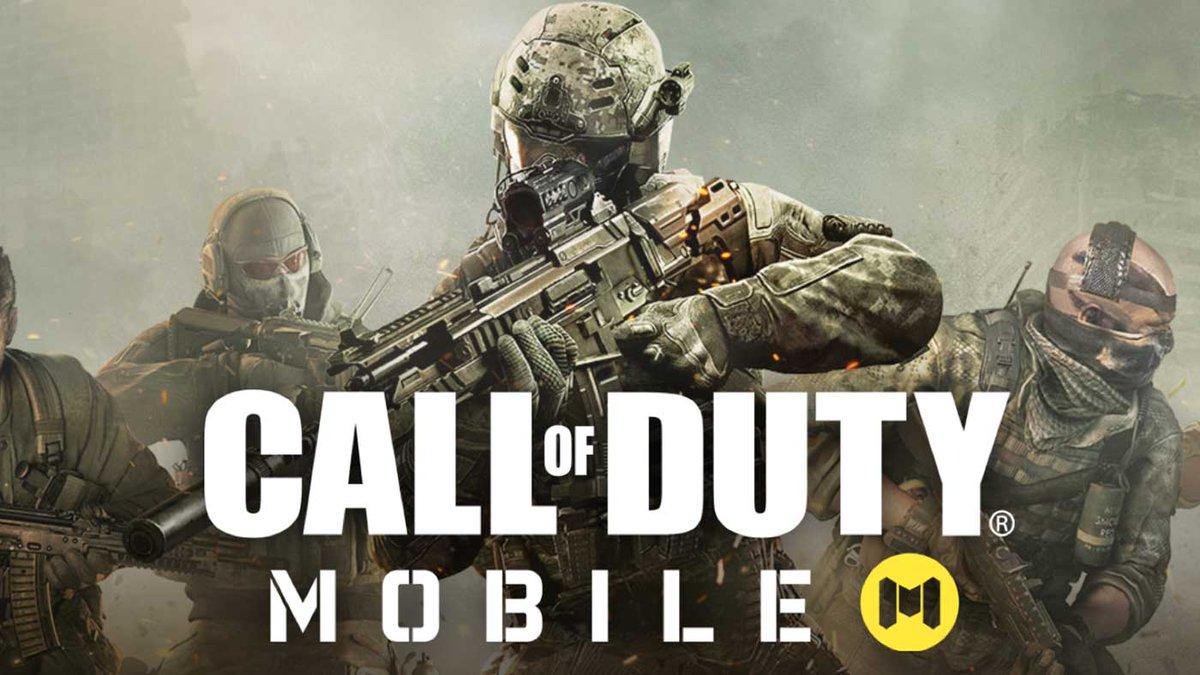 ถึงเวลาสมรภูมิของเหล่าทหาร Call of Duty Mobile เปิดให้ลงทะเบียนล่วงหน้าพร้อมกันทั่วโลก)   http://bit.ly/2Jp2Jmr  #activision blizzard, Call of Duty mobile, cod mobile, codm, first person, FPS, Free to play, military shooter, tencent games, unity, เกมส์มือถือ