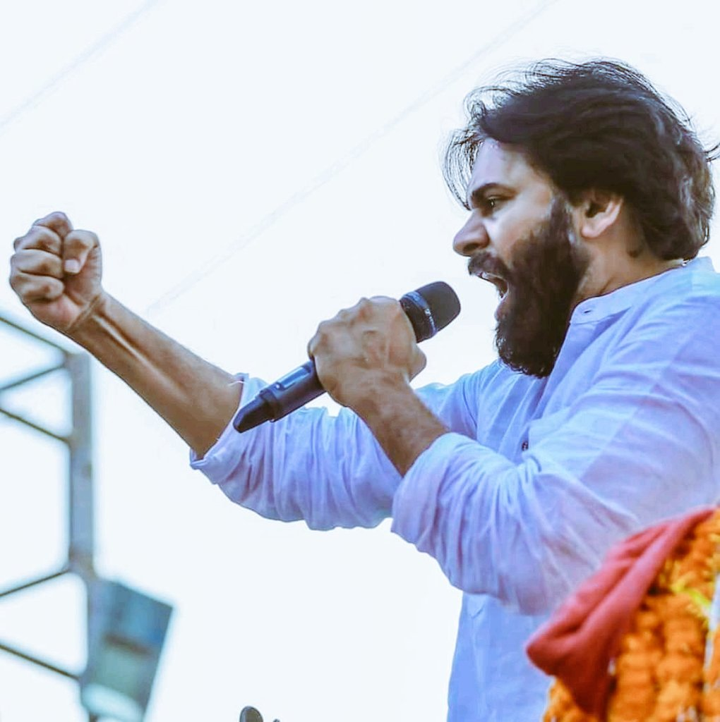 Be Strong @PawanKalyan Fans  And #Janasainiks   It&#39;s Going To be Historic in Ap Politics  No In Telugu Politics  No in Indian Politics   @JanaSenaParty  JANASENANI HISTORIC NOMINATION<br>http://pic.twitter.com/luMttLoSGN