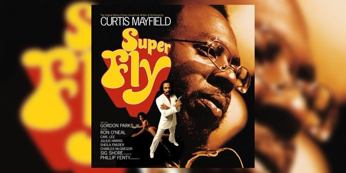 #CurtisMayfield&#39;s &#39;Super Fly&#39; (1972) has been added to the #ricordiamodomani which celebrates culturally, historically or aesthetically important recordings | Discover why it&#39;s one of Seven '70s Soundtracks That Still Sound Dyn-o-mite Today:<br>http://pic.twitter.com/WeNsVs99ec