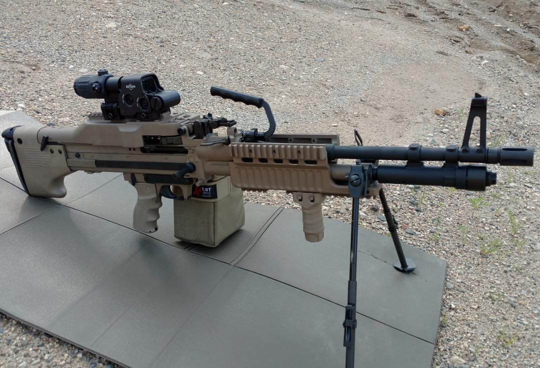 M60E6 from US Ordnance: Weight: 9 3 kgs Tweet added by