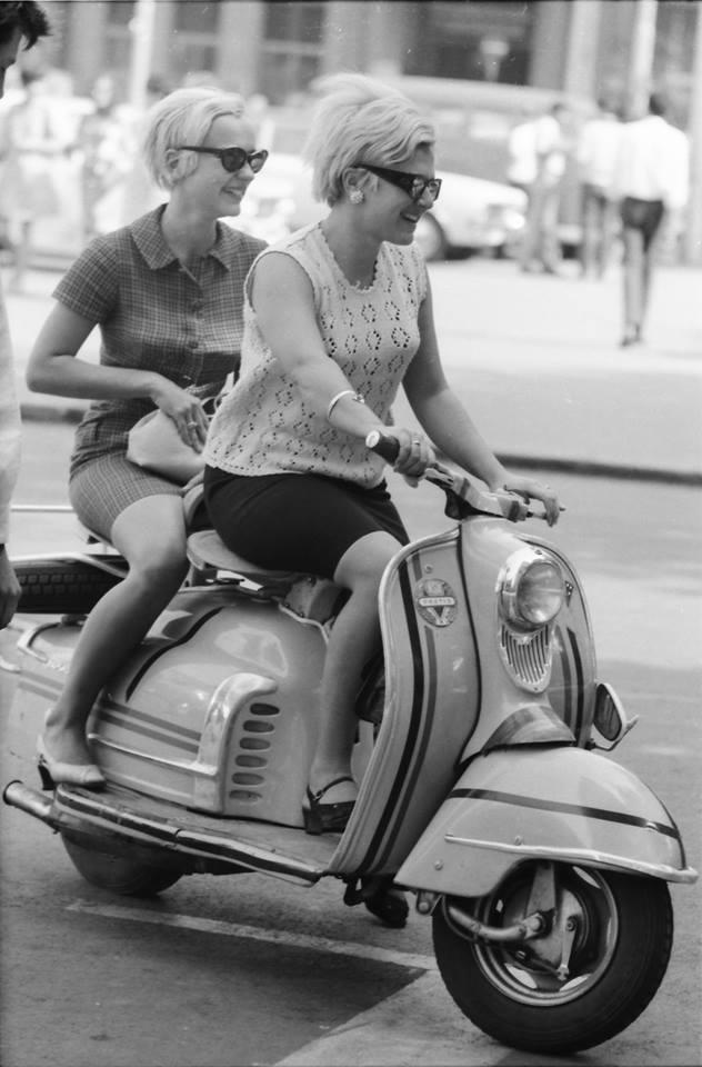 test Twitter Media - Belgrade, Serbia (then Yugoslavia), 1960s#firstdayofspring https://t.co/ZIVw57G0hl