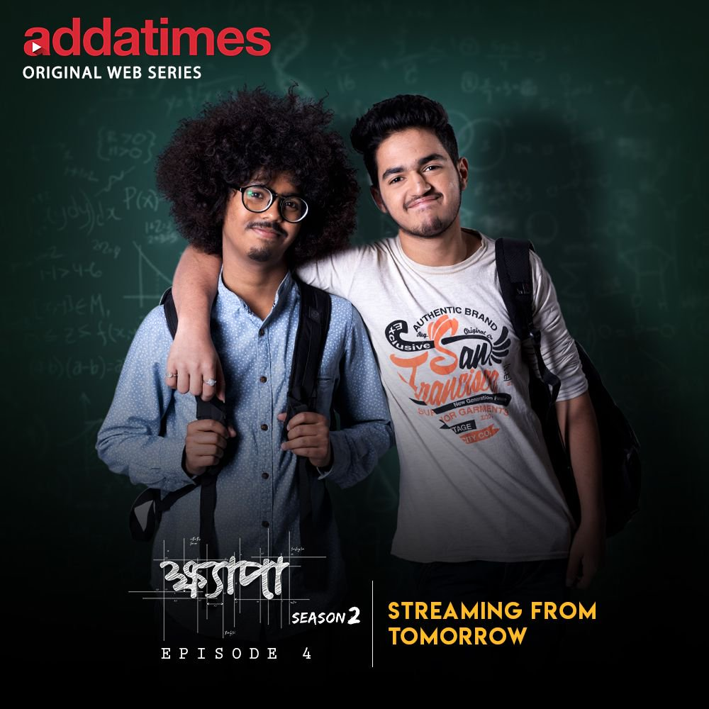 Episode 4 of #KhyapaSeason2 streaming from tomorrow only